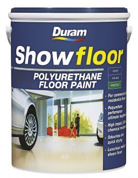 Duram Showfloor Polyurethane Floor Paint 187 Smartkote